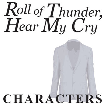 ROLL OF THUNDER, HEAR MY CRY Characters Organizer (by Mild