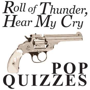 roll of thunder essay questions Roll of thunder, hear my cry won the 1977 newbery medal, an annual award  some discussion questions refer to key events in the book do not read if you.
