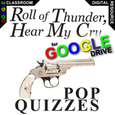 ROLL OF THUNDER, HEAR MY CRY 12 Pop Quizzes (Created for Digital)
