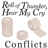 ROLL OF THUNDER, HEAR MY CRY Conflict Graphic Analyzer - 6