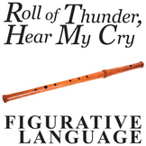ROLL OF THUNDER, HEAR MY CRY Figurative Language