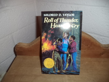 Roll of Thunder, Hear My Cry ISBN 0-590-98207-9