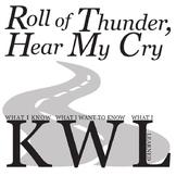 ROLL OF THUNDER, HEAR MY CRY KWL Organizer