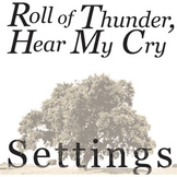 ROLL OF THUNDER, HEAR MY CRY Setting Analyzer - Physical &