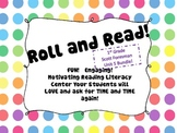 ROLL and READ 1st Grade Scott Foresman Unit 5 BUNDLE