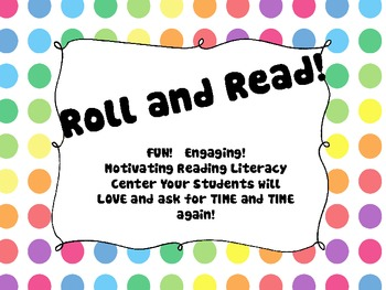 ROLL and READ /oo/ as in book and moon