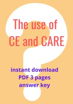 """ROMANIAN - Grammar - The use of """"CE"""" and """"CARE"""""""