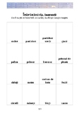 ROMANIAN - Test/Game -  Haine Clothing Workseet Reading an