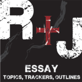 ROMEO AND JULIET Essay Prompts (Response to Literature)