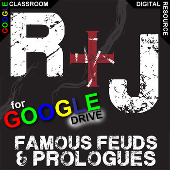 ROMEO AND JULIET Famous Feuds & The Prologue (Created for Digital)