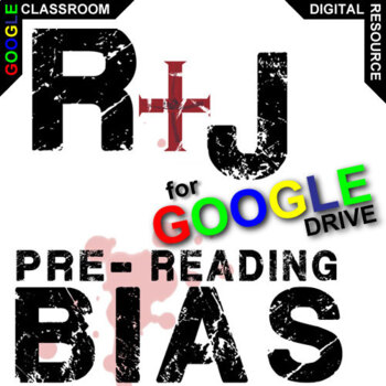 ROMEO AND JULIET PreReading Bias (Created for Digital)