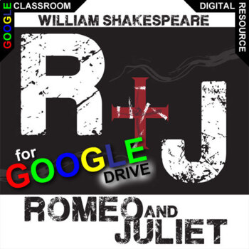 ROMEO AND JULIET Unit Play - Literature Guide (Created for Digital)