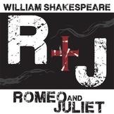 ROMEO AND JULIET Unit Plan - Play Study Bundle (Shakespear