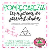 ROMPECABEZAS - Descripciones de Personalidades