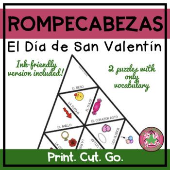 ROMPECABEZAS - El Día de San Valentín