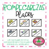 ROMPECABEZAS: Places (los lugares)