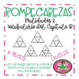 ROMPECABEZAS | Realidades 2 | Chapter Vocabulary 5B Puzzle