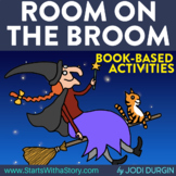 ROOM ON THE BROOM Activities and Read Aloud Lessons