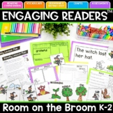 ROOM ON THE BROOM Engaging  Readers Comprehension Unit