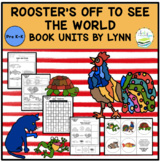 ROOSTER'S OFF TO SEE THE WORLD BOOK UNIT