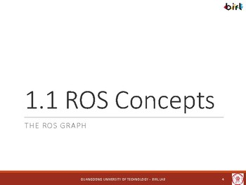 02. ROS: Nodes, Topics, and Tools