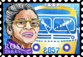 BLACK HISTORY MONTH MAKING INFERENCES USING CLOSE READING ROSA PARKS WOMEN'S BIO