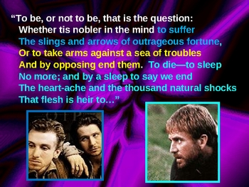 ROSENCRANTZ AND GUILDENSTERN ARE DEAD: POWER POINT