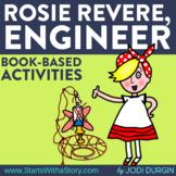 ROSIE REVERE, ENGINEER ACTIVITIES read aloud lessons