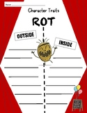 ROT Cutest in the World! (picture book) Character Trait lesson