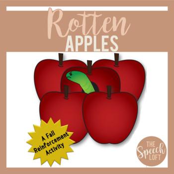 ROTTON APPLES | Fall Reinforcement Activity