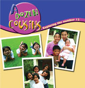 A Dozen Cousins: Exploring the Number 12 [Interactive eBook]