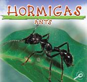 Ants (Spanish Version) [Interactive eBook]