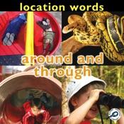 Around and Through: Location Words