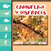 Camouflage and Disguise (Spanish Version) [Interactive eBook]