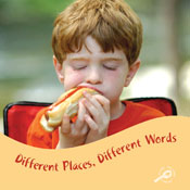 Different Places, Different Words [Interactive eBook]