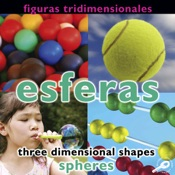 Figuras tridimensionales: esferas (Three Dimensional Shapes: Spheres)