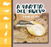 From an Egg (Spanish Version) [Interactive eBook]
