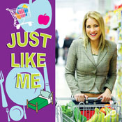 Just Like Me [Interactive eBook]