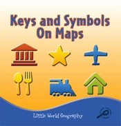 Keys and Symbols on Maps