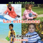 Mi calendario: Las estaciones (My Calendar: Seasons)