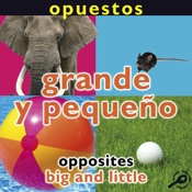 Opuestos: Grande y pequeno (Opposites: Big and Little)