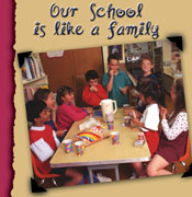 Our School Is Like a Family [Interactive eBook]
