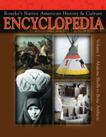 Rourke's Native American History and Culture Encyclopedia (10 Volumes)