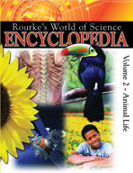 Rourke's World of Science Encyclopedia (10 Volumes)