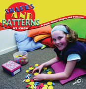 Shapes and Patterns We Know: A Book About Shapes and Patterns [Interactive eBook]