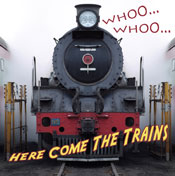 Whooo...Whooo...Here Come the Trains [Interactive eBook]