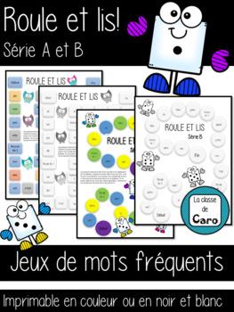 ROULE ET LIS - JEUX DE MOTS FRÉQUENTS (FRENCH -FSL)