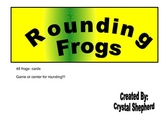 ROUNDING FROGS- COLOR!!!