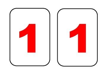 ROYGBIV Numbers