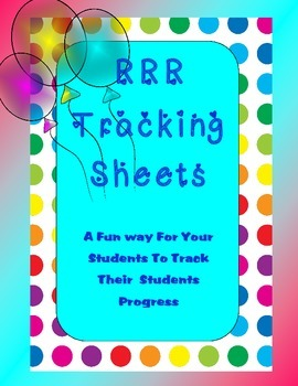 RRR Tracking Sheets